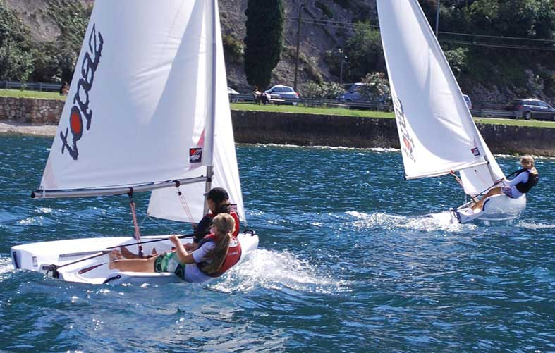 Private Sailing Instruction Norbanks Sailing Watersports Rentals